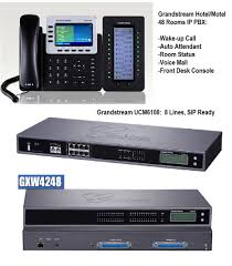 Hotel Motel 48 Room IP PBX System