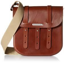 amazon com brooks england b3 moulded leather bag antique brown