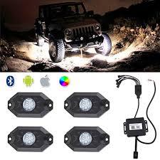 neon pour voiture exterieur esyauto ta0014 01 rgb rgb led rock kits avec télécommande sans fil