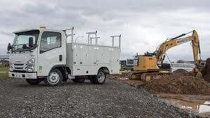 2018 Isuzu NLR 250 Service Truck