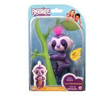Fingerlings Sloth Bebe Paresseux By WowWee