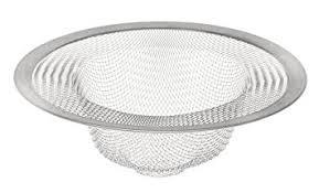 amazon com hic mesh sink strainer 18 8 stainless steel 4 5