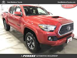 2019 New Toyota Tacoma 4WD TRD Sport Double Cab 5' Bed V6 AT At East  Madison Toyota Serving Madison, Middleton, Sun Prairie & Stoughton, WI, IID  ... New Toyota Tundra In Grand Forks Nd Inventory Photos Videos Truck Upcoming Cars 20 Hilux Debuts For Other Markets Better Than 2016 Tacoma Centre Trucks Collingwood 2019 New Toyota Tacoma Super Premium Truck Exterior And Interior Preview In Fhd Get Behind The Wheel Of A New Car Truck Or Suv High River 4wd Sr5 Double Cab 5 Bed V6 At At Fayetteville Autopark Iid 18261046 2018 For Sale Latham Ny Vin 3tmcz5an3jm171365 Chiang Mai Thailand March 6 Private Pickup Car Yorks Houlton