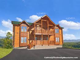 Gatlinburg cabin rental with vast views of Smoky Mountains