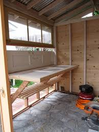 Shed Bench by Work Garden Shed Outdoor Artistic And Lovely Wood Shed Office