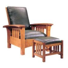 Stickley Rocking Chair Plans by Woodworking Project Paper Plan To Build Bow Arm Morris Chair Afd181