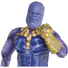 Adult Thanos Costume Accessory Kit Avengers Infinity War Party City