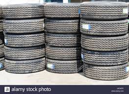 100 New Truck Tires Truck Tires Stack Up Stock Photo 143494171 Alamy