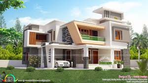 100 Modern Contemporary House Design Floor Plans In Kerala Luxury