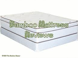 LUCID 16 Inch Plush memory foam and latex bamboo mattress review
