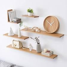w shelves wohnzimmer wand regal regale bildanzeige ledge for
