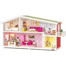 Amazoncom Plan Toy My First Dollhouse Toys Games Miniatures