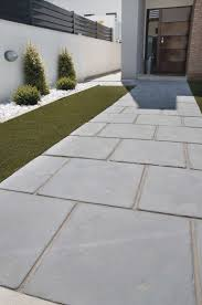 how to lay tile concrete outdoor installation