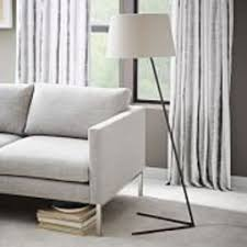 West Elm Overarching Floor Lamp Instructions by Overarching Floor Lamp Polished Nickel White West Elm Uk