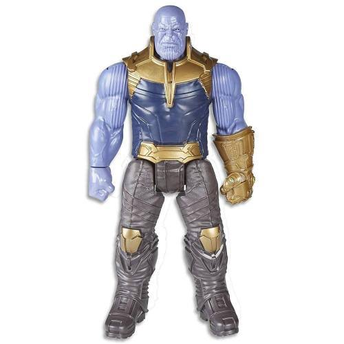 Hasbro Marvel Avengers Titan Hero Series Thanos Infinity War Action Figure - 12""