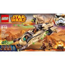 Star Wars Room Decor Walmart by Lego Star Wars Wookiee Gunship Walmart Com