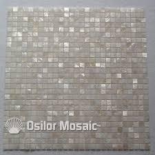 natürliche 100 weiß chinesische süßwasser shell perlmutt mosaik fliesen für badezimmer dekoration 10x10mm chipgröße wandfliese