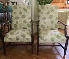Pair Of Martha Washington Chairs In Leaf Pattern - Can Ship   EBay Wing Back Lounge Chair In Distressed Black Leather Martha Washington Accent Chairs Pair Linen Fabric Etsy Heaney Upholstered Storage Bench Reviews Joss Main Mapped The 13 Best Design And Fniture Stores Atlanta Curbed Milagros Side Allmodern Shipping Rates Services Uship Hashtag Home Douglas Wayfair Fairways At Peachtree City Apartments Ga Miss Millys Event Rental Design 15 Small Towns Near You Should Visit Soon Trent Austin Gibbs Wood Metal Barrel End Table