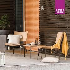 moderner lounge tisch für draußen mbm loungetisch serengeti