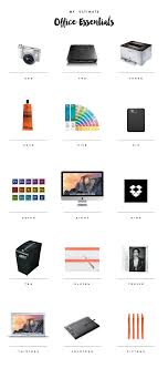 100 Design Studio 15 My MustHave Items For Running A Graphic