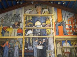 san francisco diego rivera murals murals diego rivera san francisco usa educationation