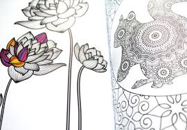 Theres Nothing As Relaxing These Complex Free Printable Coloring Pages For Adults They Are
