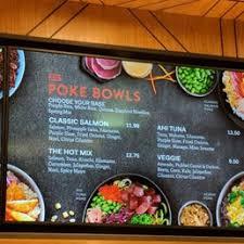 Koha Pacific Kitchen 11 s Poke 200 Wellington Street W