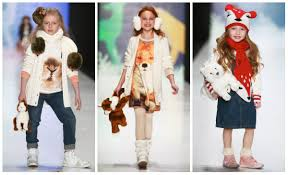 Kids Fashion Winter 2015 2016