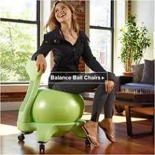 Gaiam Classic Balance Ball Chair Charcoal amazonsmile gaiam balance ball chair blue exercise balls