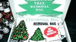 Christmas Tree Bag Lowes On Wheels Homey Ideas