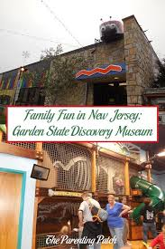 Family Fun in New Jersey Garden State Discovery Museum