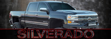 Chevy Silverado Accessories and Chevy Silverado Truck Parts