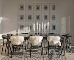 Sydney Map Photo Dining Room Contemporary With Gallery Wall Wooden Folding Chairs And Stools Interior Design