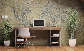 tapisserie bureau tapisserie pour bureau awesome bureau ado atlas 1 caisson adolescent