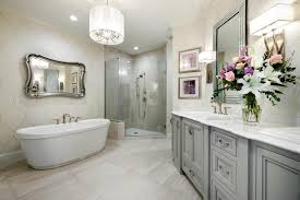 transitional master bathroom hgtv