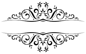 Free Wedding Swirls Clipart