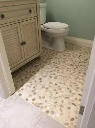 Sliced Pebble Tiles Uk by Pebble Floor Tiles Gallery Tile Flooring Design Ideas