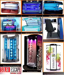 Uvb Tanning Beds by Beds Solar Escape Tanning Salon Lower Westchester County