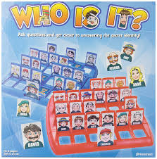 Amazon Who Is It Well Known Classic Kids Board Game Toys Games