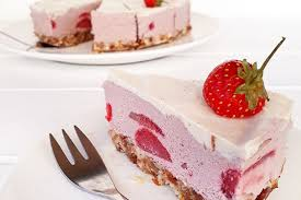 nix backen erdbeeren torte vegan glutenfrei laktosefrei