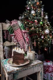 Saran Wrap Christmas Tree by Christmas Party Dessert Recipes Crate And Barrel Blog