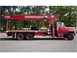 100 Bucket Trucks For Sale In Pa 1999 INTERNATIONAL 2574 Boom Crane Truck Auction