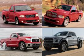 100 Motor Trend Truck Of The Year History 12 Quickest Pickup S Has Ever Tested