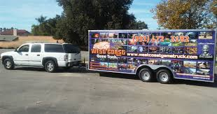 100 Truck From Gamer West Coast Game Mobile Rolling Game Systems