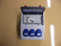 coffret electrique exterieur etanche coffret electrique étanche pour extérieur socabel à 120 03410