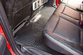 Lund Rubber Floor Mats by 2015 F150 Husky Liner Weatherbeater Floor Mats Installed On Our