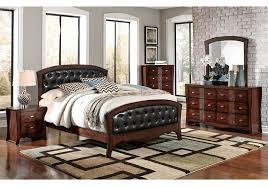 heather espresso 8 pc king bedroom badcock home furniture more