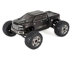 100 Big Black Trucks Arrma Nero Rock 6S BLX Brushless RTR Monster Truck WDiff Brain