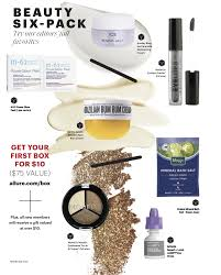 Allure Beauty Box October 2019 FULL Spoilers + Coupon Code ... Coupon Code Fullbeauty Black Friday Deals Kayaks List Of Crueltyfree Vegan Beauty Box Subscriptions Glossybox March Review Code Birchbox May 2019 Subscription Dont Forget To Use Your 20 Bauble Bar From Allure Free Goodies With First Off Cbdistillery Verified Today Nmnl Spoiler 3 Coupon Codes Archives Pretty Gossip Be Beautiful Coupons Dell Xps One 2710