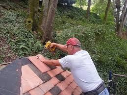 clay tile roof installation portland oregon